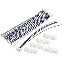 JST XH 4 pines Balance Conector Cable De Extensión para 3S 11.1V Lipo Batería