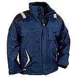 Cofra 40-00V02202-58 - Chaqueta impermeable, color azul, talla 58