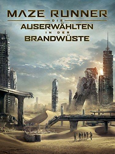 Maze Runner - Die Auserwählten In Der Brandwüste [dt./OV] (Gebäude Organisation)