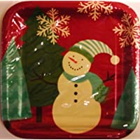 A Toasty Holiday Dessert Plates 8ct by Hallmark preisvergleich bei billige-tabletten.eu