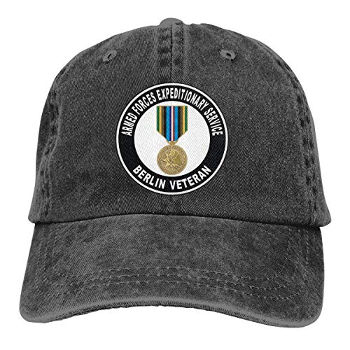 Armed Forces Expeditionary Medal Republic of Congo Adjustable Sport Jeans Baseball Golf Cap Hat Unisex Style