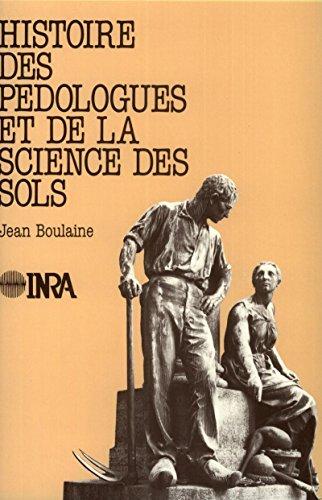 Téléchargement Histoire des pédologues et de la science des sols epub, pdf