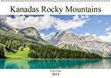 Kanadas Rocky Mountains (Wandkalender 2019 DIN A2 quer): Imposante Eindrücke der kanadischen Rocky Mountains. (Monatskalender, 14 Seiten ) (CALVENDO Natur)