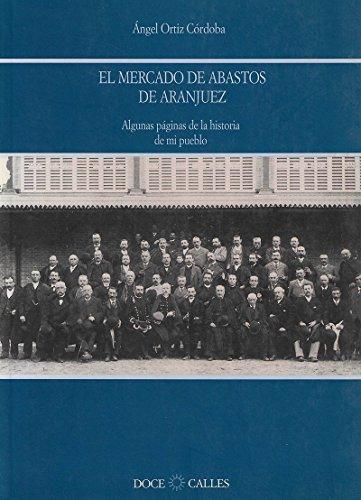 El Mercado de Abastos de Aranjuez