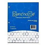 Benznote Loose Leaf Filler Papier für Bio und Bio Chemie