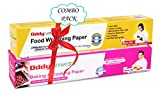 #5: Oddy Combo Pack for Uniwraps Food Wrapping Paper & Parchment Paper 10.25