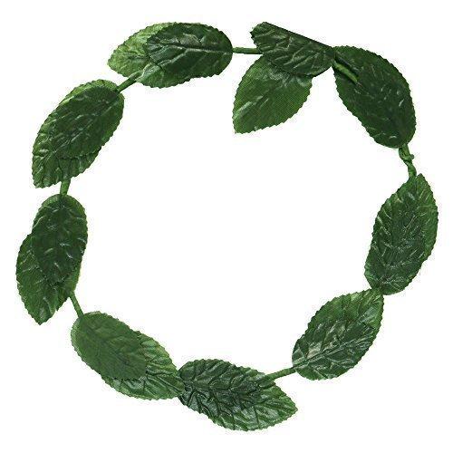 Römisch Julius Cäsar Toga / Poisen Ivy Grünes Blatt Verkleidung Kopfschmuck (Poisen Ivy Kostüme)