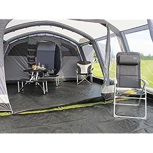 kampa croyde 6 air tent
