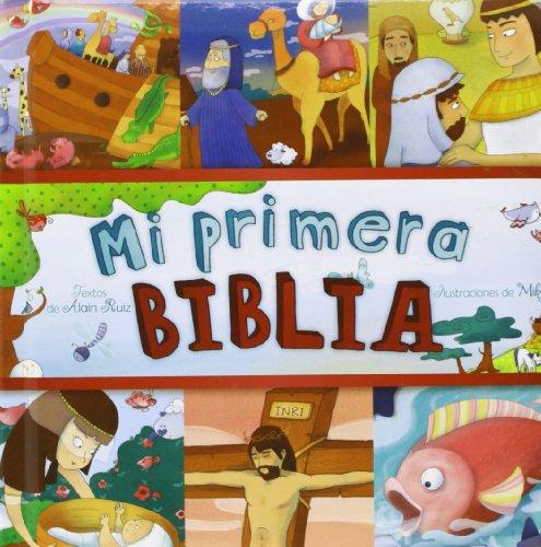 Mi Primera Biblia (Cartone) (Infantil) (BIBLIAS)