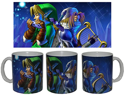 Taza Zelda Ocarina of time