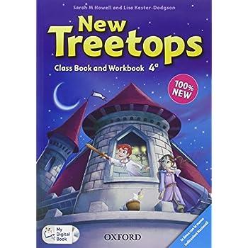 New Treetops. Coursebook-Workbook. Per La Scuola Elemenare. Con Cd. Con Espansione Online: 4