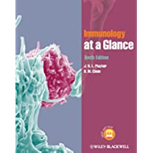 Immunology at a Glance. J.H.L. Playfair, B.M. Chain