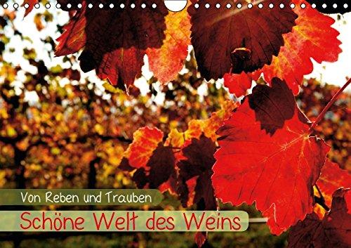 n: Schöne Welt des Weins (Wandkalender 2015 DIN A4 quer): Kulturgeschichte in Hang- und Steillage (Monatskalender, 14 Seiten) ()