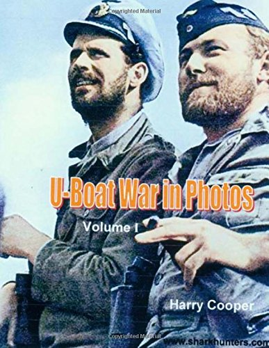 U-Boat War in Photos for sale  Delivered anywhere in UK