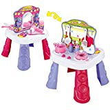Webby 2-in-1 Kitchen and Dresser Beauty Set, Multi Color