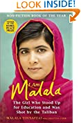 #8: I Am Malala: The Girl Who Stood Up for Education and was Shot by the Taliban