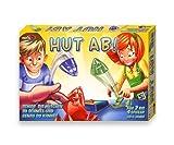 Noris Spiele 606017040 - Hut ab, Hütchenspiel, Kinderspiel