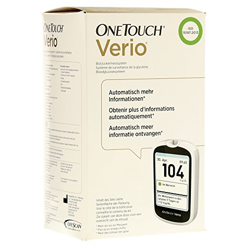One Touch Verio Messsystem mg/dL, 1 St