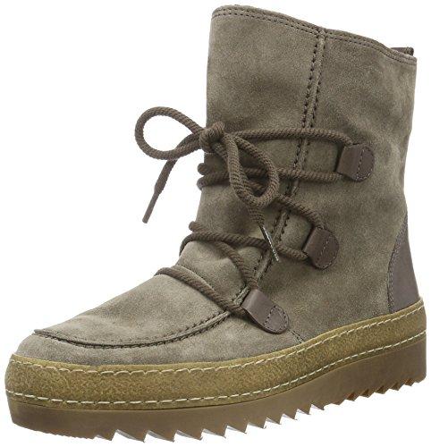 Gabor Shoes 53.741 Damen Halbschaft Schlupfstiefel Mehrfarbig (Wallaby/vulcano 13)