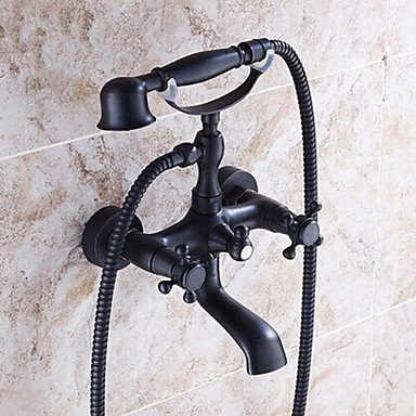 hiendurer-wall-mount-two-handles-bathtub-tap-with-hand-shower-black-oil-rubbed-bronze-finish
