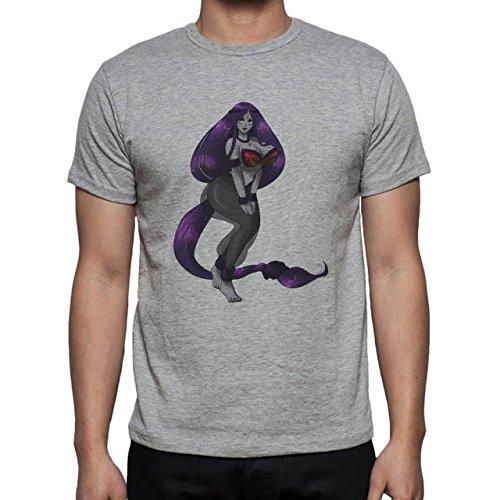 Pokemon Snake Arbok Poison Woman Herren T-Shirt Grau