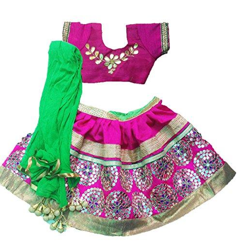 Aglare,Baby Girl Lehenga choli,Kids Lehenga choli ,Lehenga choli for Girls,Ethnic...