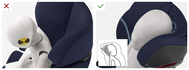 Cybex Solution S-Fix Car Seat, Magnolia Pink Cybex Cybex solution s-fix car seat, magnolia pink Item number: 520000585 Colour: magnolia pink 7