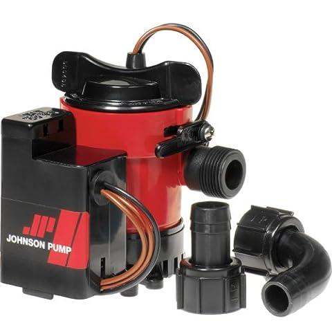 Johnson Pump Cartridge Combo Bilge Pump 1000GPH,