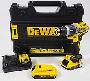 Dewalt dcd796d2 qw trapano avvitatore con percussione 18v for Avvitatore a batteria quale scegliere