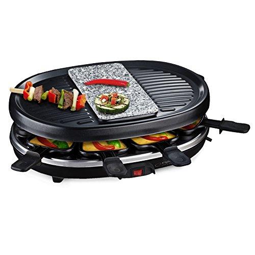 Esperanza-raclette-grill-fagiolo-con-placa-de-cocina-y-natural-parrilla-de-piedra-para-8-personas-Incluye-Sartenes-con-regulador-de-temperatura-automtica