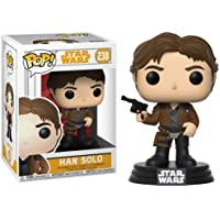 Star Wars Solo: A Story - Figurine en Vinyle Han Solo 238 Figurine de Collection