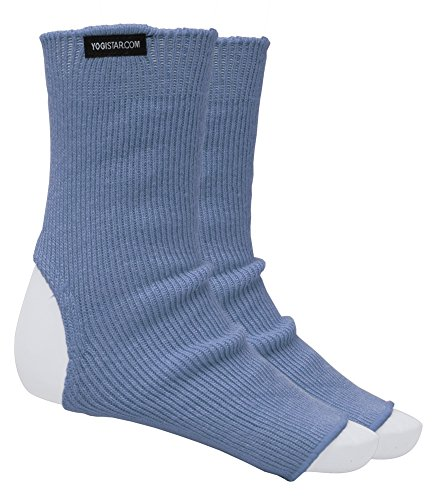 Yogistar Yoga-Socken Saphire Blue - Baumwolle -