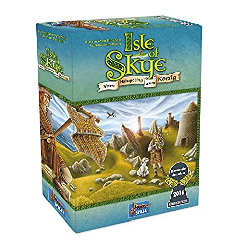 Lookout Games 22160078–Isle of Skye Jeux