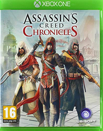microsoft assassin's creed chronicles - trilogy, xbox one base + supplemento xbox one inglese videogioco