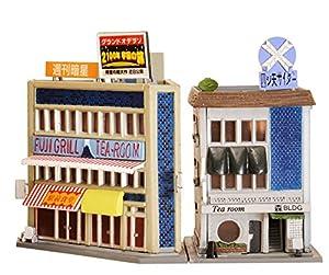 TomyTEC 258087-Edificios de Juego, Coffee de Bar y Deb