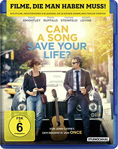 Can A Song Save Your Life? [Blu-ray]