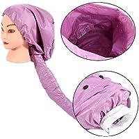 Gorro secador de pelo, portátil, suave, secador de pelo, capucha, accesorio para el pelo, secador de pelo, 2 colores