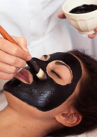 Aktivkohle Pulver 150g, für Zahnaufhellung, Zahnbleaching oder schwarze Gesichtsmaske