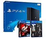 PS4 PRO 1TB Playstation 4 - PACK 2 Juegos 4K - Gran Turismo Sport 'GT Sport' +...