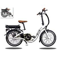 Enik E-Bike Klapprad Easy 20, 20 Zoll, 3 Gang, Frontmotor, 317 Wh 50,8 cm (20 Zoll)