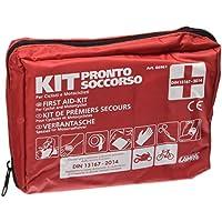 Lampa 66961 Kit Soccorso Moto e Ciclo, Rosso
