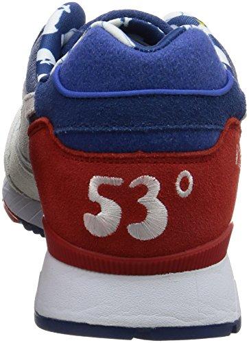 Diadora V7000 Baretta Scarpa Azul