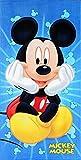 Official Licenced Albornoz - para niño, Mickey-46, Talla única