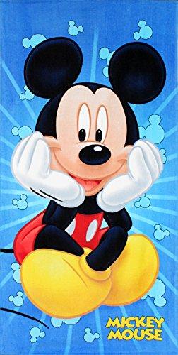 Setino Disney Mickey Maus Strandtuch Badetuch 70 x 140cm
