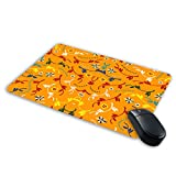 RR Collections Mousepad for Computer and laptops | Designer Printed Mousepad | Floral Print Mouse pad