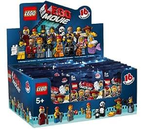 LEGO Minifigures - Boîte de 60 sachets - Série La Grande aventure LEGO - 6059270