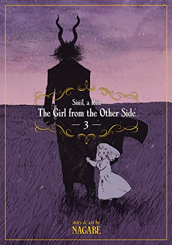 The Girl From the Other Side: Siúil, a Rún Vol. 3 (English Edition)
