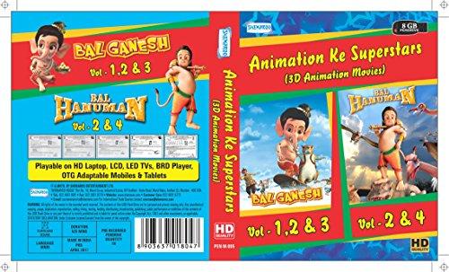 animation-ke-superstar-3d-animation-movies-bal-ganesh-vol-123-bal-hanuman-vol-123-pre-recorded-pendr