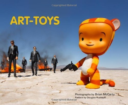Art-Toys by Brian McCarty (2011-01-07)