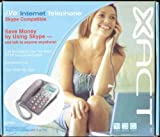 Xact Ivo Internet Telephone XVP620 Broadband & Skype Compatible w/ your PC SpeakerPhone by Xact